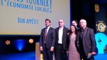 Erik Orsenna a présidé l'AG 2020 du réseau Produit en Bretagne