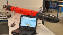 Leader mondial de l'acoustique sous-marine, RTsys développe des drones sous-marins.
