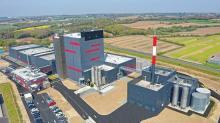 Les plans et la construction de cette nouvelle usine sont signés par le groupe IDEC