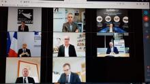Franck Riester, Ministre délégué auprès du Ministre de l'Europe et des Affaires étrangères, chargé du Commerce extérieur et de l'Attractivité mais aussi Loïg Chesnais-Girard, Président du Conseil régional de Bretagne et Jean-François Garrec, membres fondateurs de Bretagne commerce International ont participé à ce webinaire suivi par quelque 350 entreprises bretonnes.