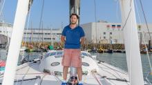 Si Gabriel Chelala réussi à boucler  son budget de 300 000 euros et si le bateau est prêt, il participera à la Route du Rhum, en novembre prochain