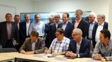 La nouvelle phase de la campagne d'attractivité Tout Vivre en Côtes d'Armor est lancée. 8 entreprises rejoignent la démarche.