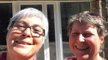 Corinne et Claire , leur projet de restaurant -salon de massage à Lannion est sur les rails