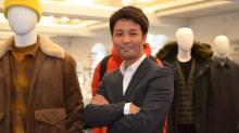 Hidenori Nishino, Directeur général d'Uniqlo France.