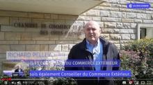 Richard Pellevoisin, Conseiller du Commerce Extérieur nous parle du Club Afrique,  lancé en janvier 2019 par la CCI Côtes d'Armor
