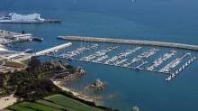 Roscoff peut faire flotter fièrement le pavillon Ports Propres actif en biodiversité au côté du pavillon Ports propres.