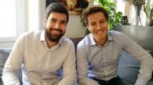 Florian Philippe et Mathieu Montécot, fondateurs de YouWork à Rennes