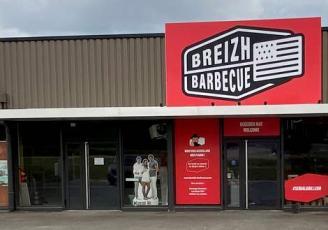 Breizh Barbecue a ouvert au public avec de nombreuses commandes et livraisons de barbecues, planchas, braseros conçus pour cuisiner en extérieur de façon conviviale.