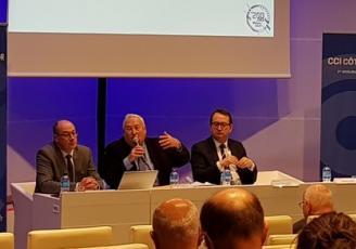 « Nous devons trouver des synergies pour gagner en efficacité et répondre ainsi aux attentes du Conseil régional de Bretagne, propriétaire de ces infrastructures, souligne Thierry Troesch.