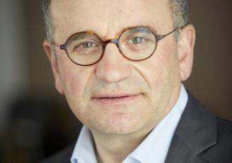 Christian Griner, Directeur Général de Laïta, successeur de Christian Couilleau à la Direction Générale du Groupe Even