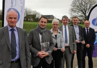 Les lauréats du Blue Challenge 2017 du Pôle mer Bretagne Atlantique