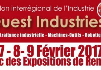 Salon Ouest Industries, ouverture des portes le 7 février à Rennes
