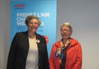 AirFrance annonce une augmentation de 27% des sièges sur Lyon en 2017