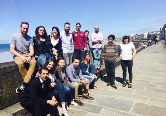 Basée à Saint-Malo, l'équipe de Mon p ti voisinnage s'attache à développer son réseau social de proximité
