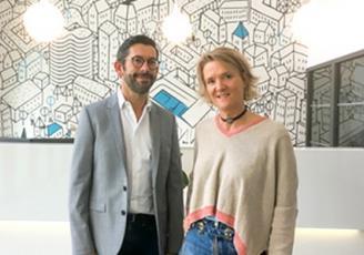Créée en 1996 par Joël Minard, codirigeant aujourd'hui avec Isabelle Delaune, A2Com possède des agences à Nantes, Saint-Brieuc, Lorient, Brest et depuis janvier 2018, Paris.