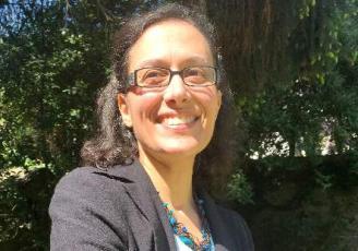Directrice solutions numériques au Département de Loire-Atlantique, Zafia D'Ziri est la première femme depuis la création de l'association en 2011, à occuper ce poste.