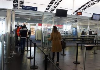 L'Aéroport Brest Bretagne teste un système de sécurité dernière génération.