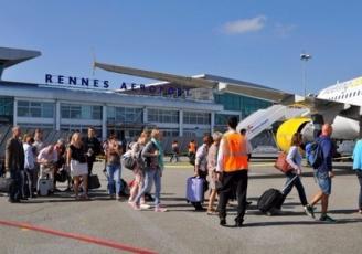 Un niveau de trafic historique à Rennes en 2017 : 724 520 passagers accueillis, +13,1%
