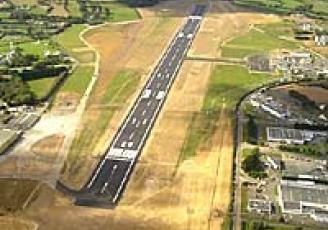 Aéroport de Lannion dans les Côtes d'Armor