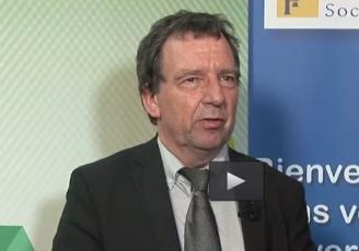 Christian Queffelec CEO, d'Astellia