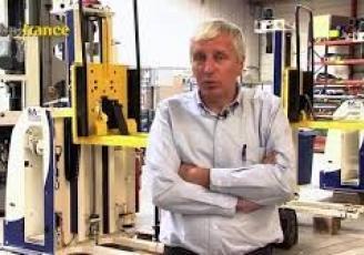 Jean-Luc Thomé, Président de BA Systèmes à Mordelles