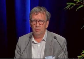 Christian Queffelec, nouveau président de Bretagne Commerce International