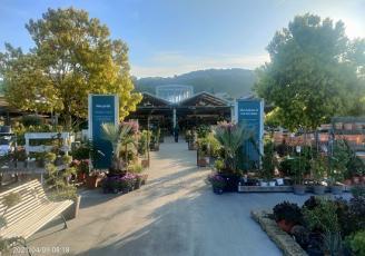 Ouverture d'une jardinerie botanic à Belz