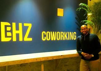 Ingénieur télécom de formation, passé par l'Ensta Bretagne, Patrick Babagbeto ouvre le 4 mars à Lannion BHZ coworking