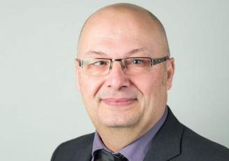 Gilles Blanschong, candidat à la présidence de la CCI 22 lors des prochaines élections consulaires, du 27 octobre au 9 novembre