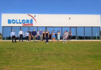 Bolloré Logistics ouvre une nouvelle agence près de Quimper