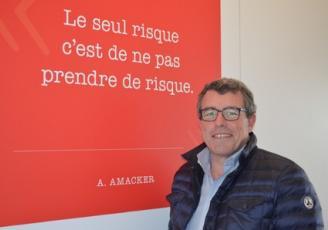 Renaud Morla , Directeur de Breizh Angels depuis février 2017