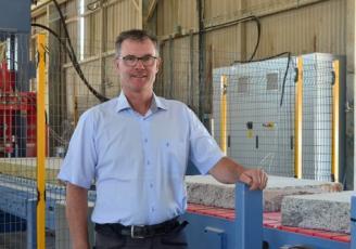 En investissant 1 million d'euros dans des outils industriels 4.0, Marc de Beaufort entend fusionner courant 2020 l'activité de Bretagne Granits avec celle de Granit de Guerlesquin dont il est également propriétaire