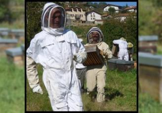 Afin de créer une ferme apicole en centre Bretagne, Roland Aufret a déposé son projet sur Bulb in Bretagne,