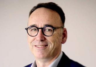 Depuis le 11 mars 2021, Eric Rousselin a pris les rênes du Crédit Agricole en Bretagne.