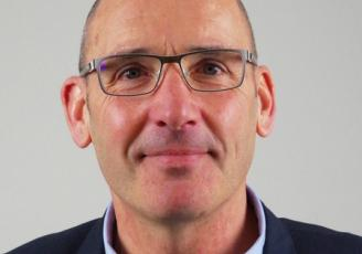Olivier Desportes , nouveau président du Crédit Agricole en Bretagne