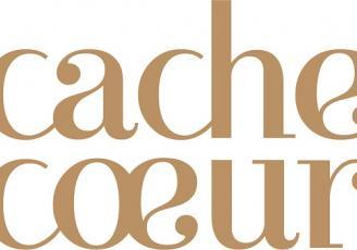 Cache coeur sort un nouveau logo
