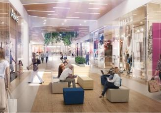 La société Carmila, filiale de Carrefour, porte ce projet d'agrandissement dans le but d'enrichir l'offre commerciale et réactualiser la galerie