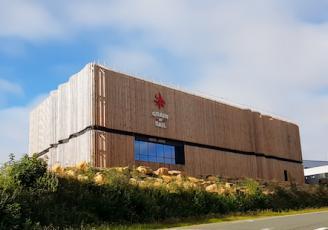 La nouvelle chocolaterie Grain de Sail a ouvert dans le quartier de la Vierge noire à Morlaix.