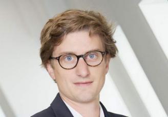 Gary Contin, notaire associé de la nouvelle étude rennaise