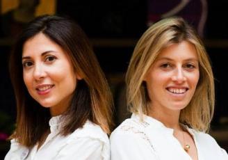 oy Solal et Charlotte Sieradzki, fondatrices de Cook angels