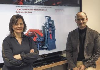 Basée dans le Morbihan, l'entreprise Copex ouvre un bureau en Allemagne