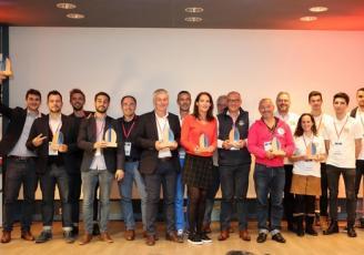 Les lauréats de la 6 édition de Crisalide Numérique