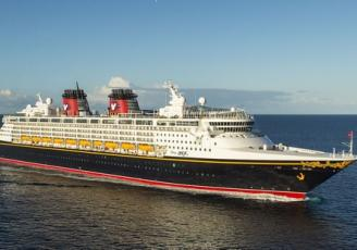 Le Disney Magic mesure  294 m de long, accueille près de 2 800 passagers à bord (dont entre 400 et 500 enfants) et 947 membres d'équipage.