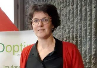 Bretonne, ingénieur de formation, Sophie Tardivel a créé à Rennes, en 2017, Doptim, spécialisée dans le traitement de la donnée, le big data, le développement d'algorithmes prédictifs (IA) et la restitution des données
