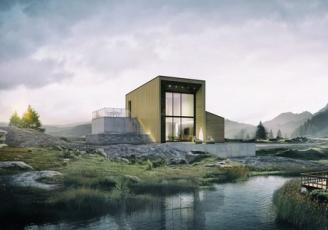 Villa designer, la nouvelle gamme de Dulo