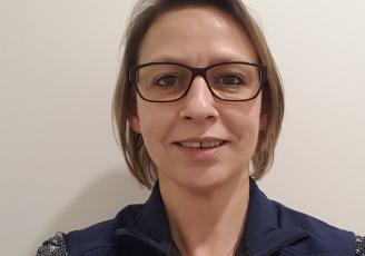 Claire Loiseau,  responsable de la valorisation des filières de production agricoles et agro-alimentaires chez écomiam.
