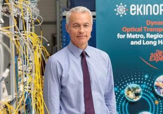 Didier Brédy, Président - Directeur général d'Ekinops.