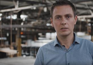 Christopher Franquet, PDG et co-fondateur d'Entech.