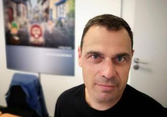 Eric Grosbois, Président de l'association Haute-Bretagne Loisirs qui rassemble une trentaine d'adhérents, des professionnels du loisirs
