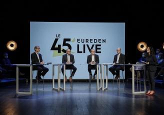 Le 45 minutes Eureden Live est une des innovations digitales de l'année.